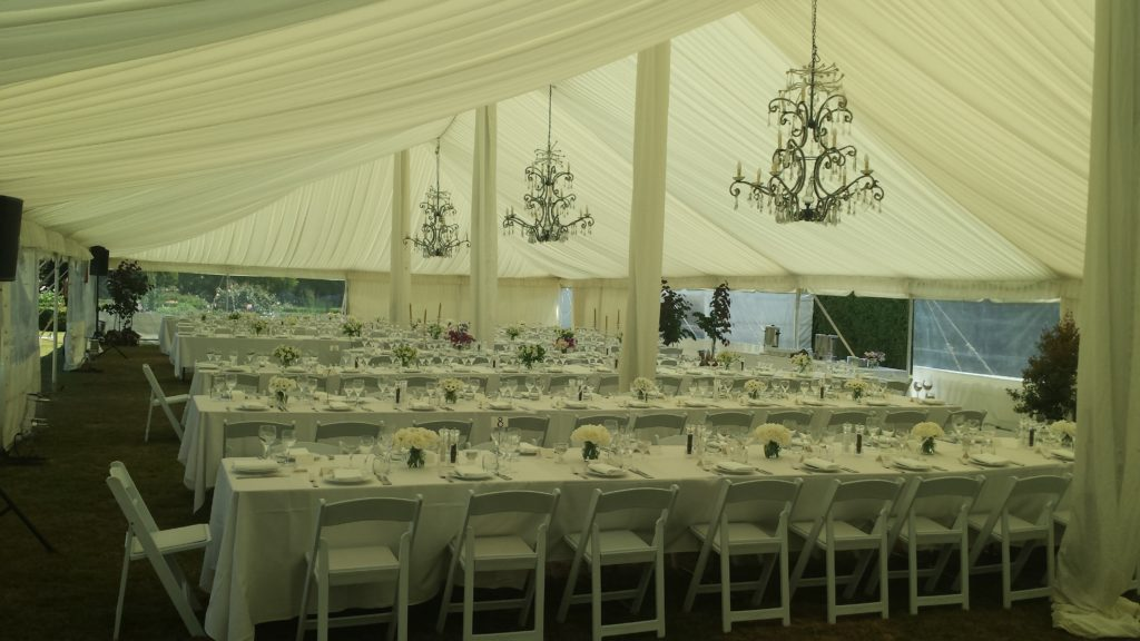 Electron Marquees Mardigras Event Hire
