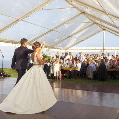 Hawke's Bay Wedding photography at Ocean Beach